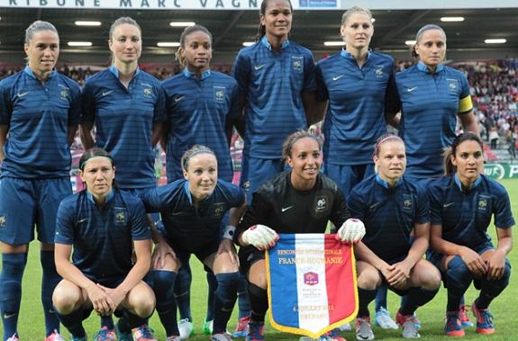 équipe de France féminine