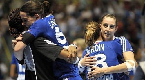 Handball : France - Norvège
