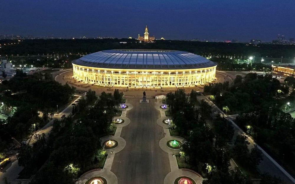 Stade Loujniki de Moscou