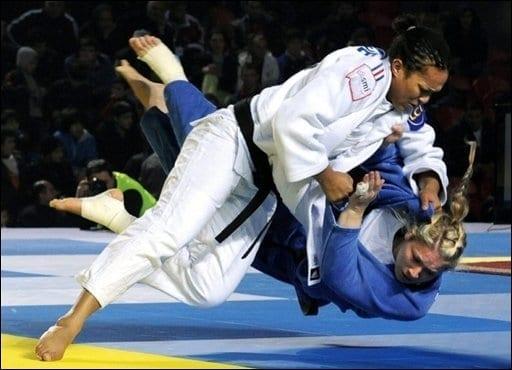 Lucie Décosse - Judo