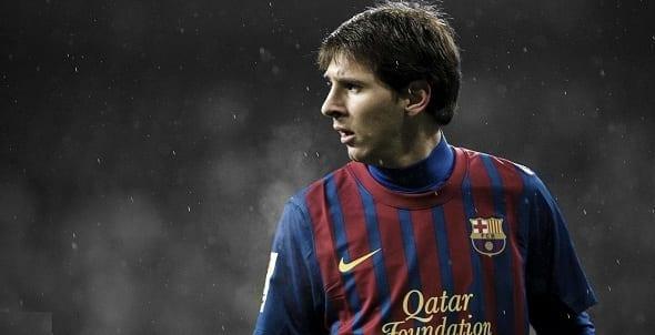 Le jeu sans ballon - Lionel Messi