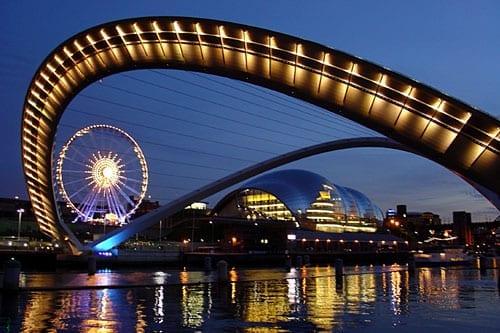 Newcastle - Bruges