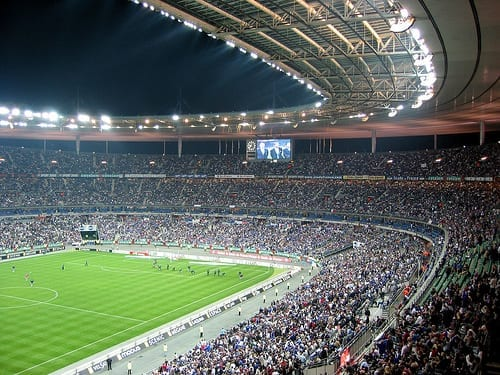 Racing Métro Vs Stade Français