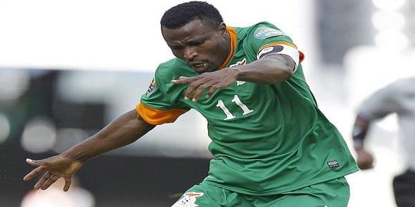 La Zambie éliminée de la CAN 2013