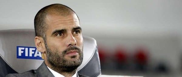 Pep Guardiola au Bayern Munich