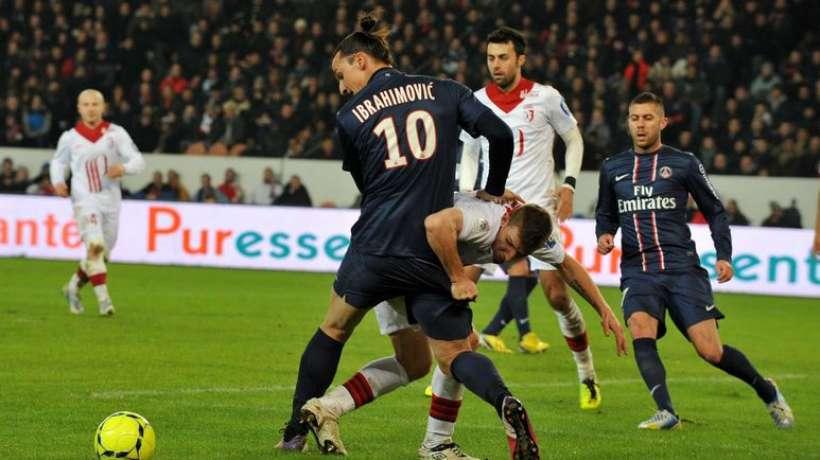 PSG vs Lilles en Ligue 1
