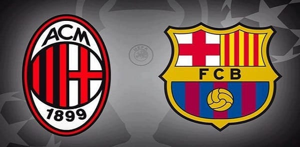 Milan AC - FC Barcelone