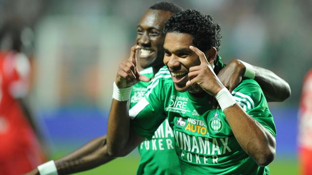 Nancy - Saint-Etienne en Ligue 1