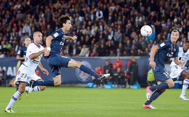 Toulouse - PSG : 0 - 4
