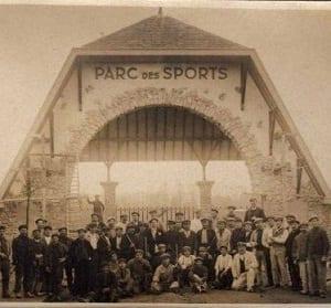 Chaban Delmas - parc lescure 1912