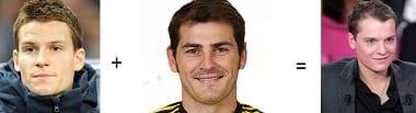Gameiro + Casillas = Bénabar
