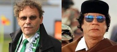 Kadhafi - Romeyer