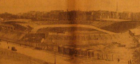 Parc des Princes 1932