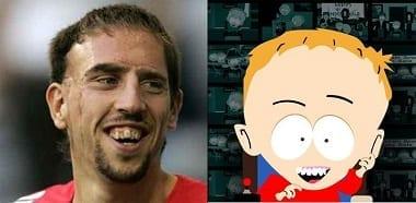 Ribery - Timmy