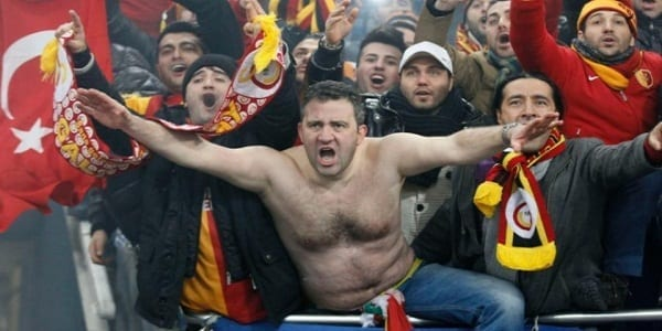 Supporters galatasaray