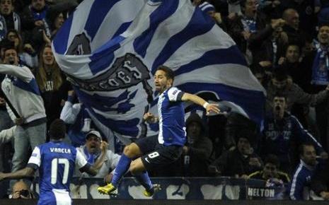 Malaga - FC Porto