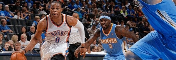 Analyse Oklahoma Thunder-Denver Nuggets