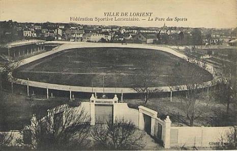 Parc des sports - Lorient