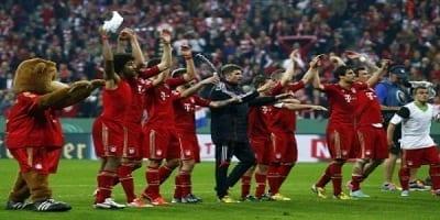 Coupe Allemagne Bayern en finale