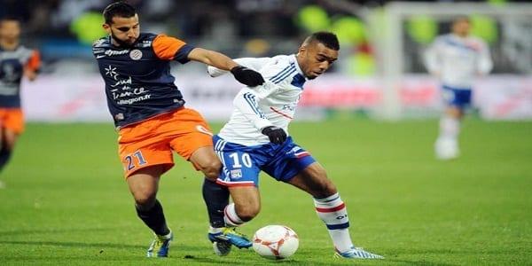 Montpellier - Lyon
