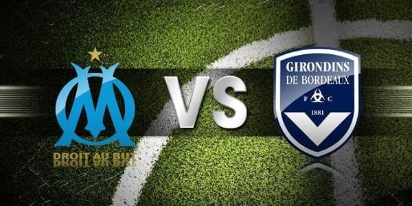 Prono Ligue 1 Marseille Bordeaux