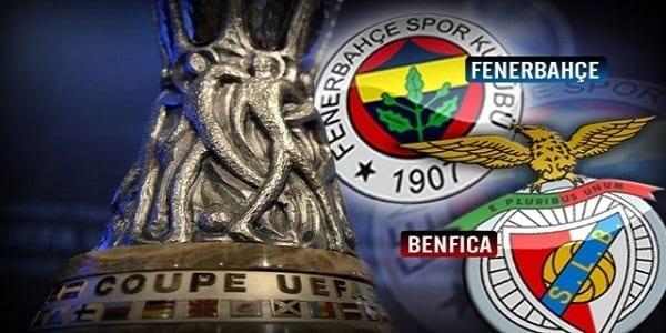 Pronostic EL Fenerbahçe Benfica