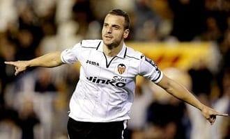 Roberto Soldado Valence