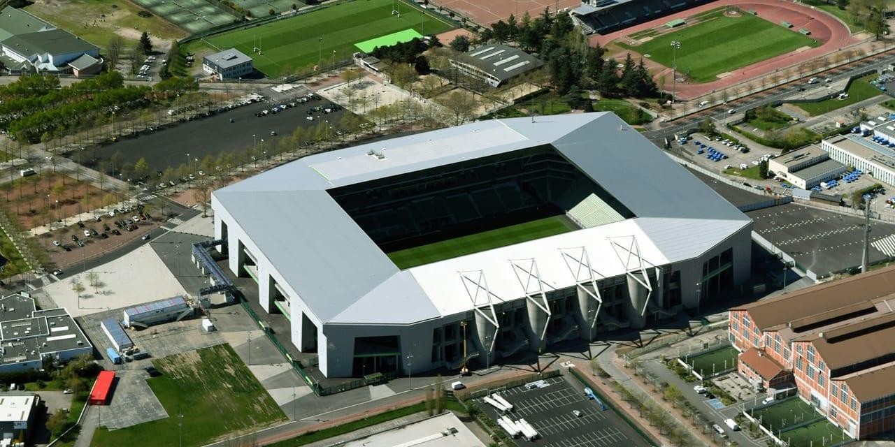 Stade Geoffroy Guichard 2016