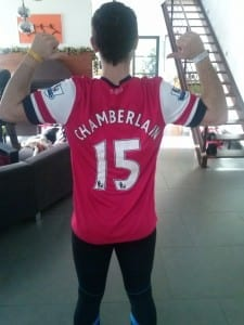 Supporter d'Arsenal