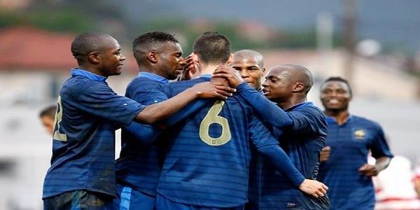 France espoirs Toulon