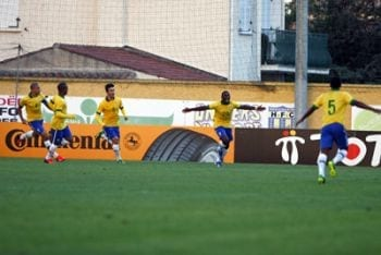 Toulon victoire du brésil