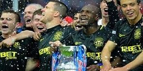 Wigan remporte la Cup 2013