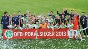 Doublé Wolfsburg