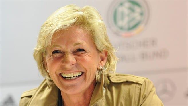 Silvia-Neid de l'équipe d'Allemagne