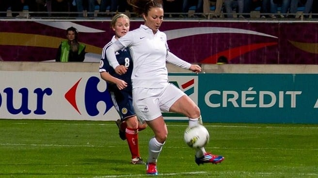 Gaetane Thiney Euro2013