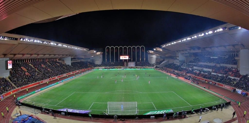 Stade Louis II : une enceinte de Ligue 1
