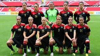 Allemagne féminine