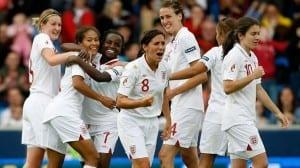 Angleterre Féminine