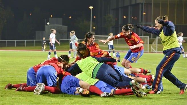 Espagne Euro2013