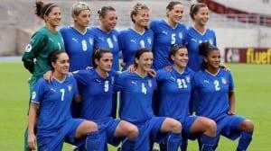 Italie féminine