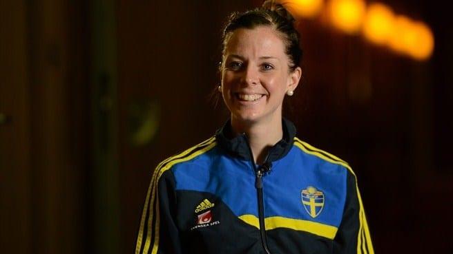 Lotta Schelin - Suède