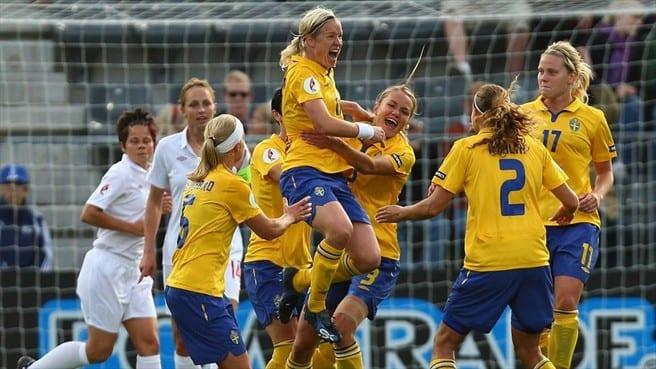 Suède Euro2013