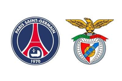 PSG vs Benfica en C1