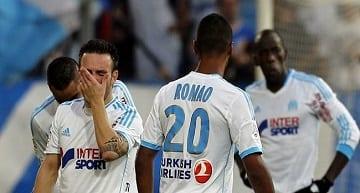 Temps difficiles pour Marseille