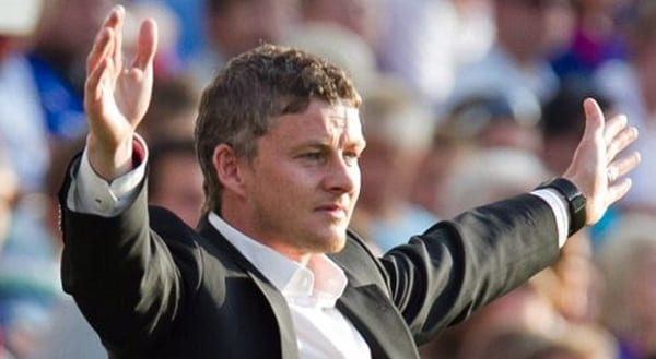 Solskjaer coach Cardiff