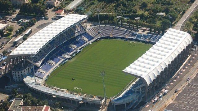 Stade de Furiani à Bastia