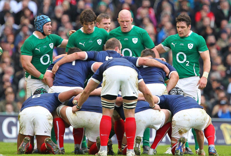 irlande france rugby