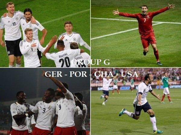 R sultats r sum vid o buts coupe du monde 2014 portugal allemagne - Resultats coupe du monde classement ...