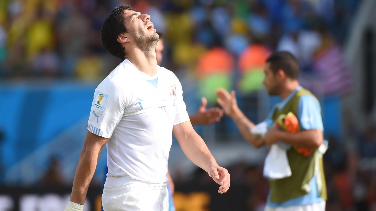 Suarez - Coupe du Monde 2014