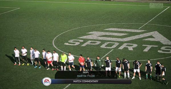 FIFA réelle vie